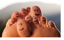 perth podiatry tip - Dont The Neglect Your Feet