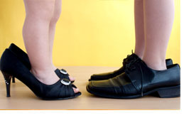 perth podiatry tip - Ensure your shoes fit properly